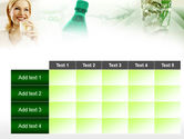 Cold Beverages Free PowerPoint Template#15