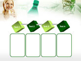 Cold Beverages Free PowerPoint Template#18