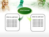 Cold Beverages Free PowerPoint Template#4