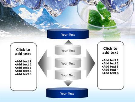 Mountain Fresh PowerPoint Template Slide 13