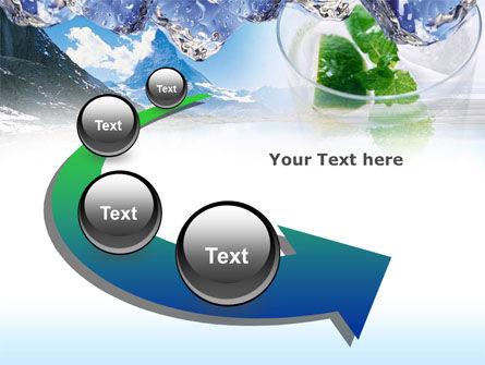 Mountain Fresh PowerPoint Template Slide 6