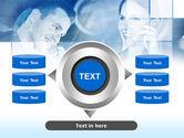 Long Distance Conversation PowerPoint Template#12