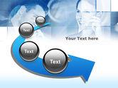 Long Distance Conversation PowerPoint Template#6