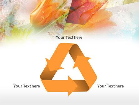 Tender Tulips PowerPoint Template Slide 10