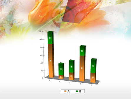 Tender Tulips PowerPoint Template Slide 17