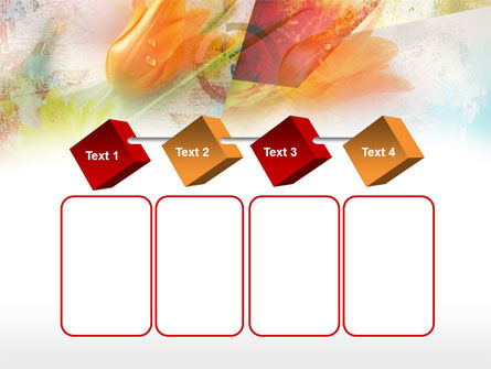 Tender Tulips PowerPoint Template Slide 18