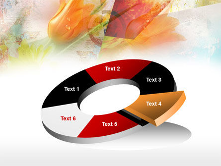 Tender Tulips PowerPoint Template Slide 19