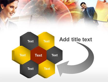 Personal Business Conversation PowerPoint Template Slide 11