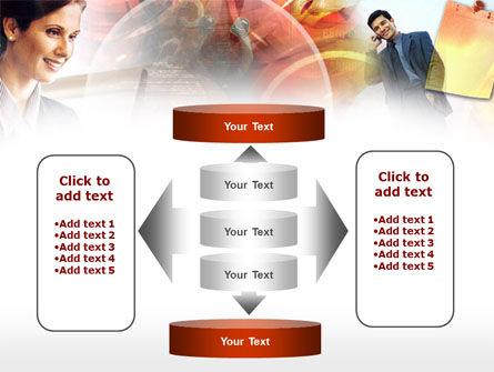Personal Business Conversation PowerPoint Template Slide 13