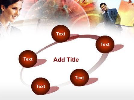 Personal Business Conversation PowerPoint Template Slide 14