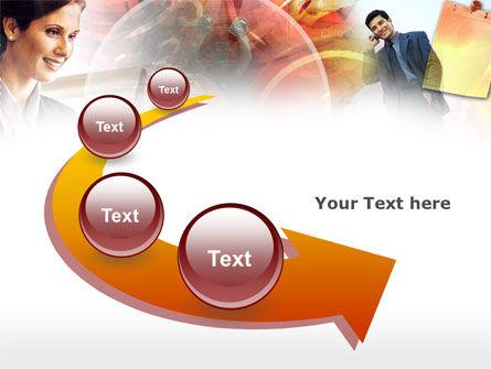 Personal Business Conversation PowerPoint Template Slide 6