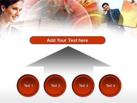 Personal Business Conversation PowerPoint Template Slide 8