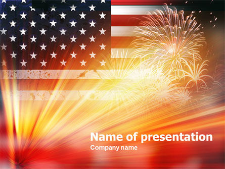 Holiday/Special Occasion: Remembrance Day PowerPoint Template #00393