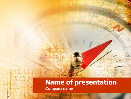 Art & Entertainment: Journey PowerPoint Template #00395