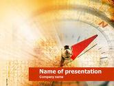Art & Entertainment: Modèle PowerPoint de périple #00395
