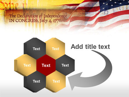 Declaration Of Independence PowerPoint Template Slide 11