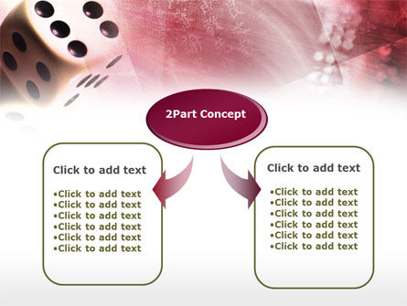 Gambling Online PowerPoint Template Slide 4