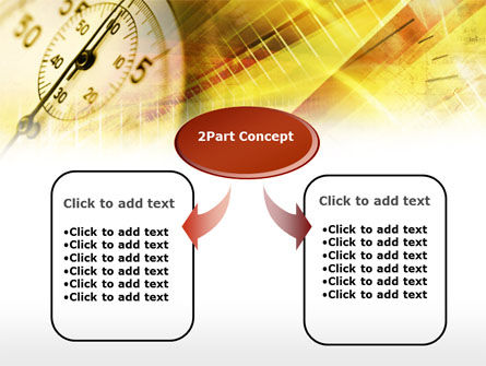 Stop Watch PowerPoint Template Slide 4