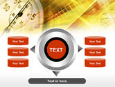 Stop Watch PowerPoint Template#12