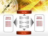 Stop Watch PowerPoint Template#13