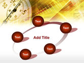 Stop Watch PowerPoint Template#14