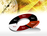 Stop Watch PowerPoint Template#19