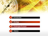Stop Watch PowerPoint Template#3