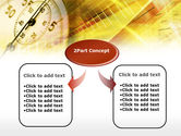 Stop Watch PowerPoint Template#4
