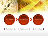 Stop Watch PowerPoint Template#5