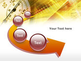 Stop Watch PowerPoint Template#6