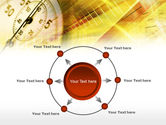 Stop Watch PowerPoint Template#7