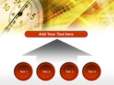Stop Watch PowerPoint Template#8