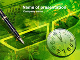 Business Concepts: Management PowerPoint Template #00403