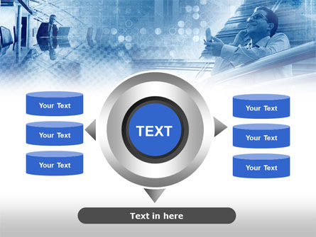 Modern Business Communication PowerPoint Template Slide 12