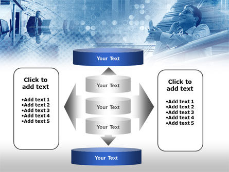 Modern Business Communication PowerPoint Template Slide 13