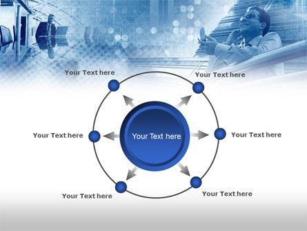 Modern Business Communication PowerPoint Template Slide 7