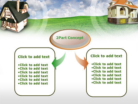 Country Cottages PowerPoint Template Slide 4