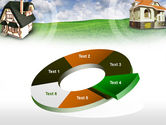 Country Cottages PowerPoint Template#19