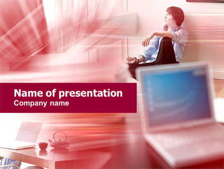 Education & Training: Student Life PowerPoint Template #00411