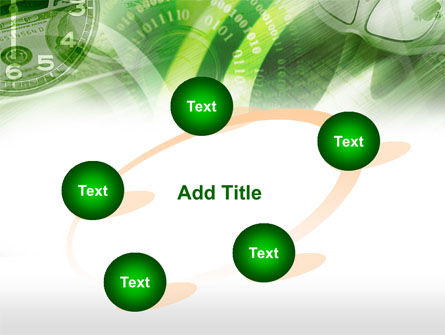Time Management In Green PowerPoint Template Slide 14