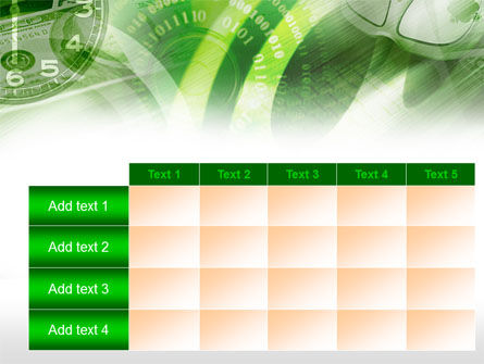 Time Management In Green PowerPoint Template Slide 15
