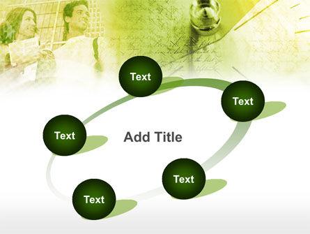 Professional Orientation PowerPoint Template Slide 14