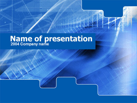 Abstract Techno PowerPoint Template