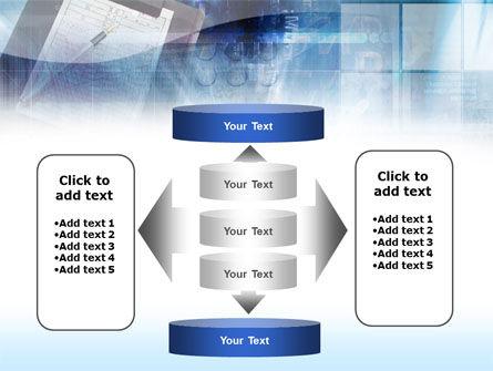 Registry Form PowerPoint Template Slide 13