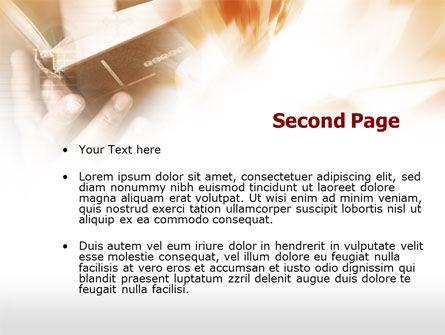 Church PowerPoint Template, Slide 2, 00426, Religious/Spiritual — PoweredTemplate.com