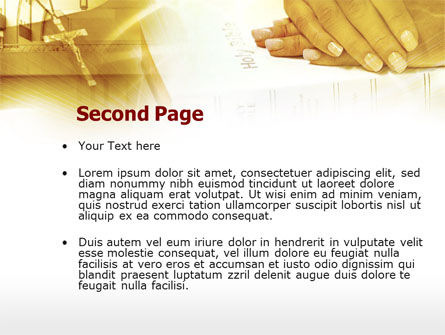 Christianity Triumph PowerPoint Template, Slide 2, 00427, Religious/Spiritual — PoweredTemplate.com