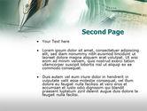Stock Market Analysis PowerPoint Template#2