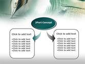 Stock Market Analysis PowerPoint Template#4