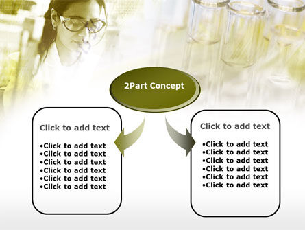 Laboratory Test PowerPoint Template Slide 4
