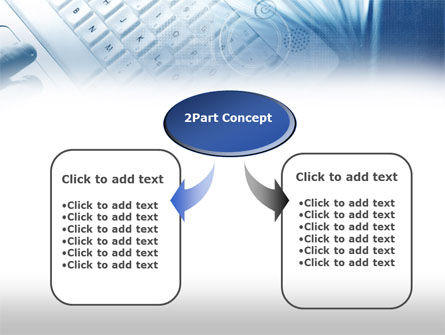 Keyboard PowerPoint Template Slide 4